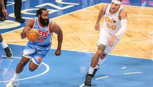 James Harden, Nets kariyerine rekorla başladı / NBAde gecenin sonuçları