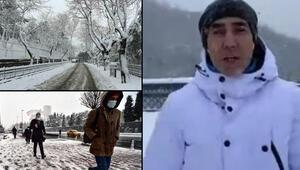 Meteorolojiden son hava durumu raporunu yayınladı Bünyamin Sürmeli tarih verdi: Kar yağışı ne kadar sürecek