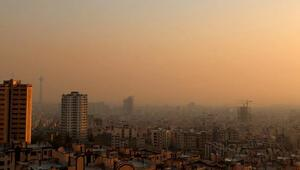 İrandan çarpıcı hava kirliliği açıklaması