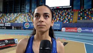 Milli atlet Ayşe Tekdal: Bu derece olimpiyat yolunda bana cesaret kattı