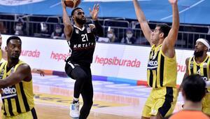 Fenerbahçe Beko 83 - 92 Beşiktaş (Maç sonucu)