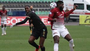 Denizlispor 0-2 Hatayspor / Maçın özeti ve goller