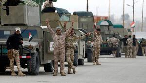 Irakın Sincar bölgesinde bomba askeri araçta patladı: 9 ölü