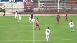 Kozanspor 0 - 0 Silivrispor maç sonucu