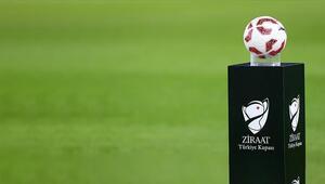 Ziraat Türkiye Kupası çeyrek final maçları ne zaman Eşleşmeler belli oldu