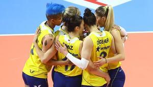 Fenerbahçe Opet - Eczacıbaşı VitrA: 3-1