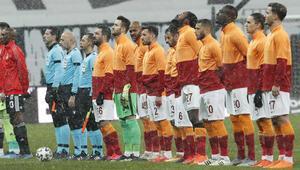 Galatasarayda Şener Özbayraklı şoku