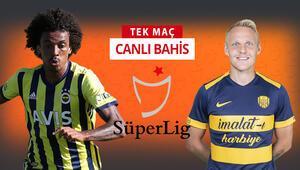 Fenerbahçe, Mesut Özil transferi sonrası ilk maçında Ankaragücüne karşı iddaada...