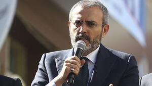 Ünal: CHP, dönüp HDPye terörle arana mesafe koy diyemiyor