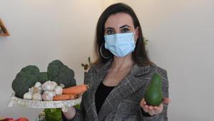 Uzmanından akciğer için meyve ve sebze önerileri