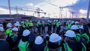 2023ün sonunda ilk reaktör devreye alınacak