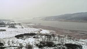 Kar yağışının ardından İstanbul barajlarında su seviyesi yüzde kaç oldu İşte son veriler