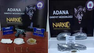 Adanadaki torbacı operasyonunda 23 tutuklama