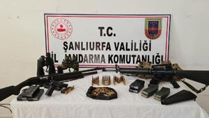 Şanlıurfa'da kaçak silah operasyonu: 7 gözaltı