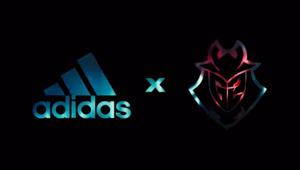 G2 Esports, Adidas ile çok yıllık ortaklığını duyurdu