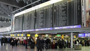 Frankfurt Havalimanı güç kaybetti