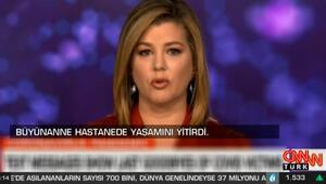 CNN spikeri göz yaşlarını tutamadı