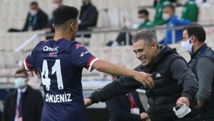 Antalyasporlu Gökdeniz Bayrakdar takdir topladı 5 gollük katkı...