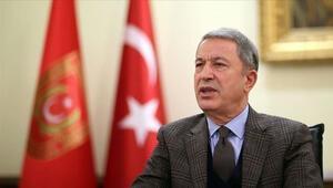Bakan Akar: Irakla her türlü iş birliğine hazırız