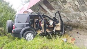 Trabzonda kayıtlara 'kaza' geçen olayda cinayet şüphesi