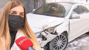 Kar nedeniyle kaza yapan araçların sahipleri tamir için oto sanayi sitelerine akın etti
