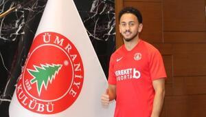 Ümraniyespor, Trabzonsporlu futbolcu Ahmet Canbazı sezon sonuna kadar kiraladı