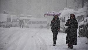 Bugün hava nasıl olacak Meteorolojiden yeni uyarı MGM 19 Ocak İstanbul, Ankara, İzmir ve il il hava durumu