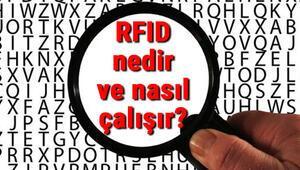 RFID nedir ve nasıl çalışır RFID kullanım alanları