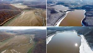 İstanbulun Trakyadan suyunu karşılayan barajlar hayat buldu İşte son durum