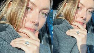 Maria Sharapovanın nişan yüzüğü göz kamaştırdı