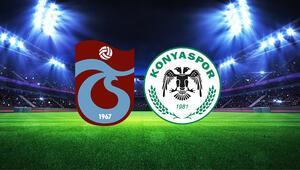 Canlı | Trabzonspor - Konyaspor maçı