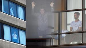 Dünya yıldızları otelde karantinada Ayrıcalık talepleri olay oldu...