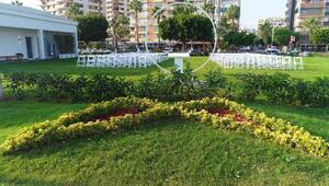 Büyükşehir'in nikah salonu hizmete açıldı