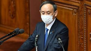 Japonya Başbakanı Sugadan Kovid-19 ve Olimpiyat taahhüdü