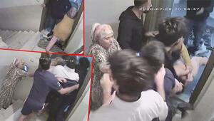 Esenyurtta dehşete düşüren görüntü Kızı pencereye çıkıp bağırdı: Annemi öldürüyorlar