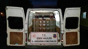 22 bin litre kaçak akaryakıt ele geçirildi