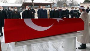 Cumhurbaşkanı Erdoğan, Prof. Dr. Nur Verginin cenaze törenine katıldı