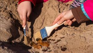 Hepsi kanalizasyon çukurlarından çıktı Arkeolojik kazılarda bulunan 6 hazine