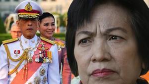Dünya şoke oldu... Taylandda kralı eleştiren kadına rekor hapis cezası