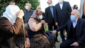Başkan Gültak, bir günde 5 mahalleyi ziyaret etti