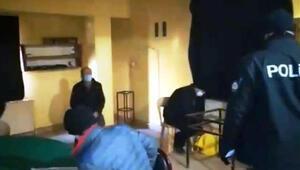 Son Dakika: Mühürlenen kıraathanede 2nci kez kumar oynarken yakalandılar