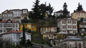 Trabzonda tarihi Ortamahalle teleferikle de gezilecek
