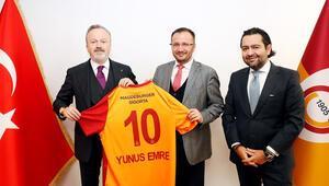 Yusuf Günay: Galatasaray için elini taşını altına koyan herkese teşekkür ediyorum