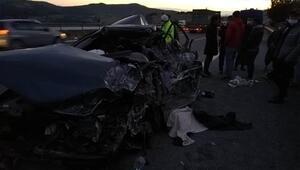 Son Dakika: Son dakika haber: Tarsus korkunç kaza Çok sayıda ölü var