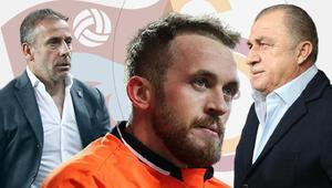 Edin Visca için Galatasarayın ardından Trabzonspor da devrede