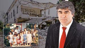 Hrant Dink'e 14 yıl sonra armağan... Ermeni Yetimhanesi hayata dönüyor