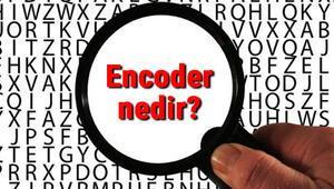 Encoder nedir ve ne işe yarar Enkoder kullanım alanları ve çeşitleri