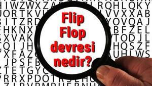 Flip Flop devresi nedir Flip Flop devresi örnekleri
