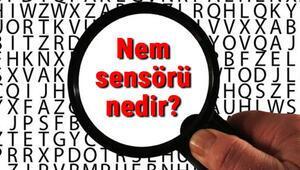 Nem sensörü nedir ve ne işe yarar Nem sensörü çeşitleri ve kullanım alanları