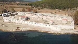 Çanakkale Boğazının muhafızı asırlık kale ziyarete açılacak Müze oluyor
